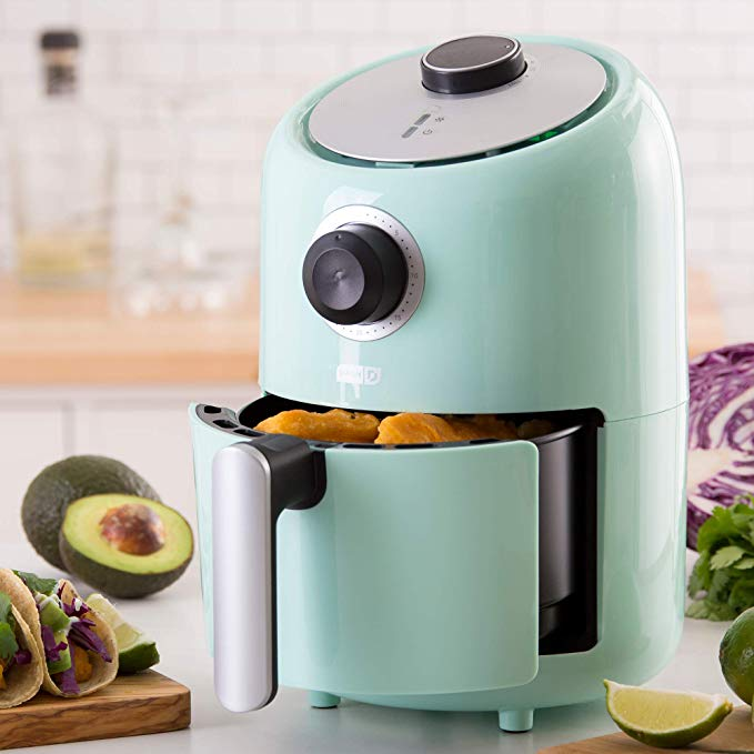 Vintage-Style Air Fryer   Mothers Day Gift Ideas