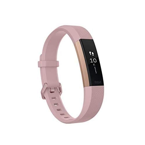Rose Gold Fitbit HR    Mothers Day Gift Ideas