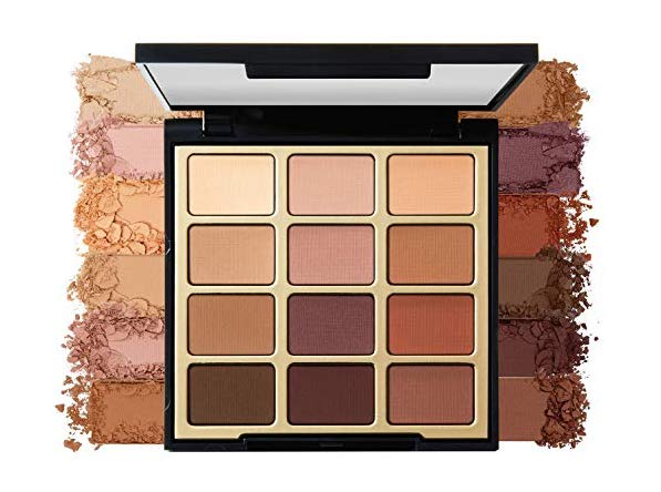 Milani Most Loved Matte Eyeshadow Palette 15 Top Rated Palettes on Amazon in 2020