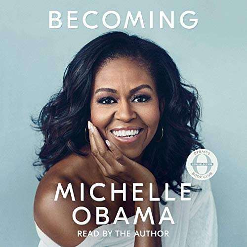 Becoming by Michelle Obama   50+ Inspirational Books for Women