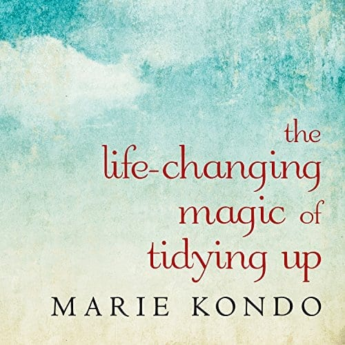 The Life-Changing Magic of Tidying Up by Marie Kondo | 50+ Inspirational Books for Women