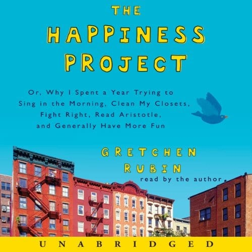 The Happiness Project   50+ Inspirational Books for Women