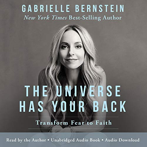 The Universe Has Your Back by Gabrielle Bernstein | 50+ Inspirational Books for Women
