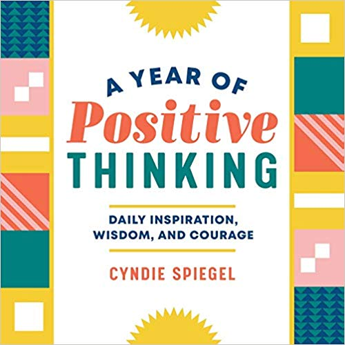 A Year of Positive Thinking | 50+ Inspirational Books for Women
