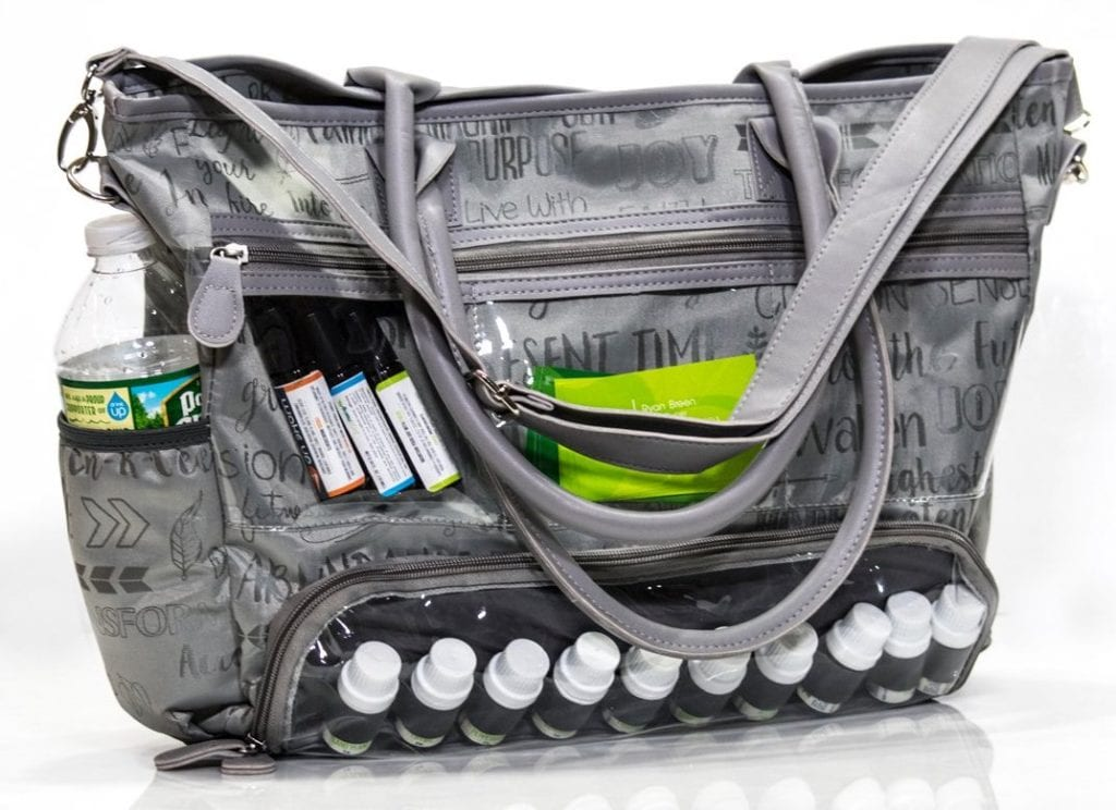 Essential Oil Demonstration Travel Tote   The Ultimate Guide to Essential Oil Accessories