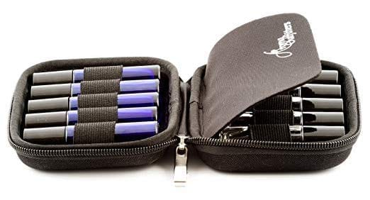 Hard Shell, Roller Bottle Carrying Case   The Ultimate Guide to Essential Oil Accessories