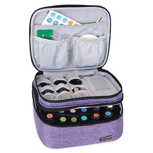 Essential Oil Travel Carrying Case   The Ultimate Guide to Essential Oil Accessories