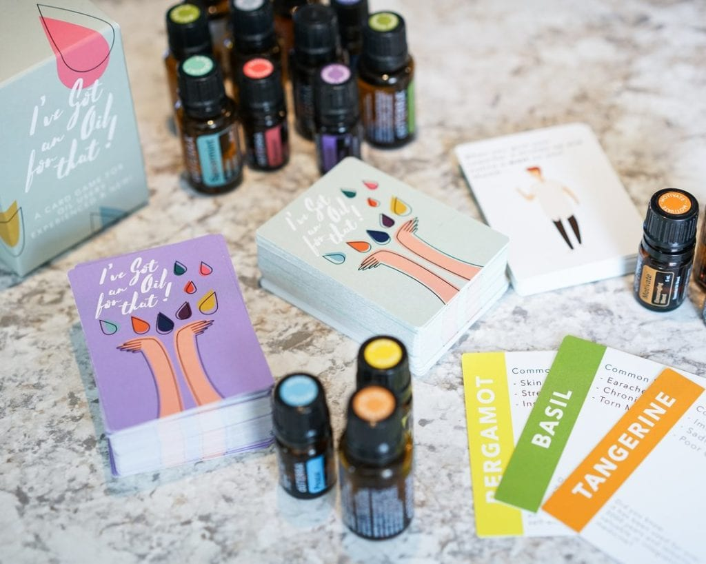 'I've Got An Oil For That' Essential Oil Card Game   The Ultimate Guide to Essential Oil Accessories