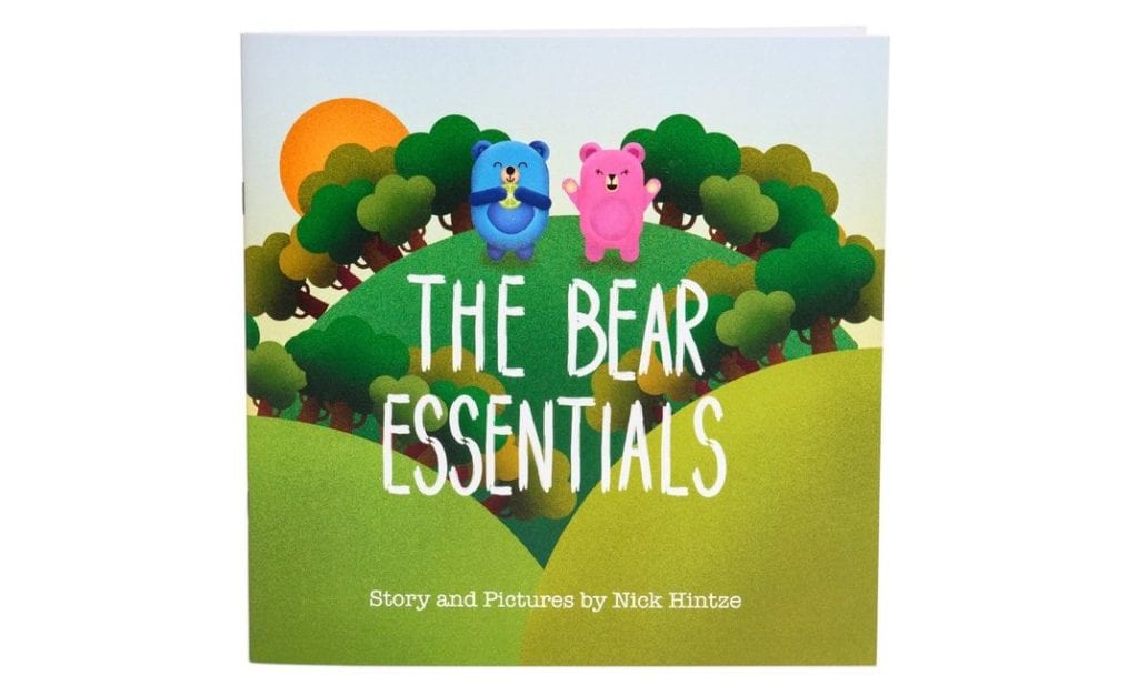 The Bear Essentials Children's Book   The Ultimate Guide to Essential Oil Accessories
