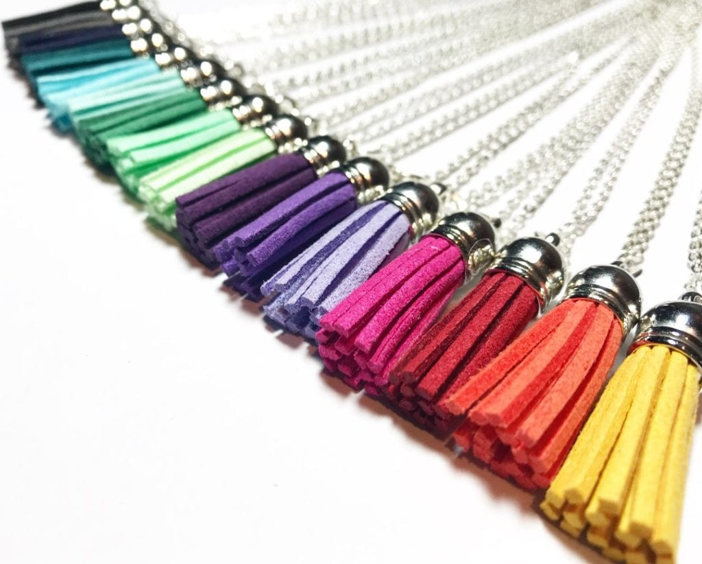 Tassel Diffuser Necklace   The Ultimate Guide to Essential Oil Accessories