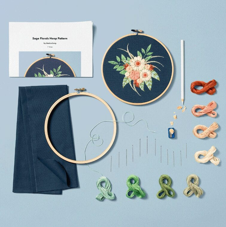 Bluprint Craft Subscription Box for Adults