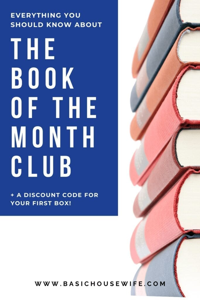 Book Of The Month Club: Everything You Need To Know About the Book Subscription Box