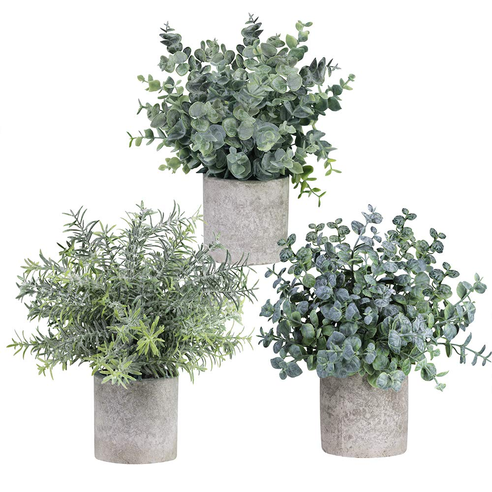 Artificial greenery | Spring Decor Ideas for Your Home