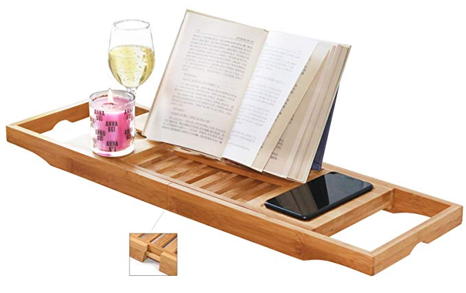 Bath Caddy   Gifts for Book Lovers: The Ultimate Guide