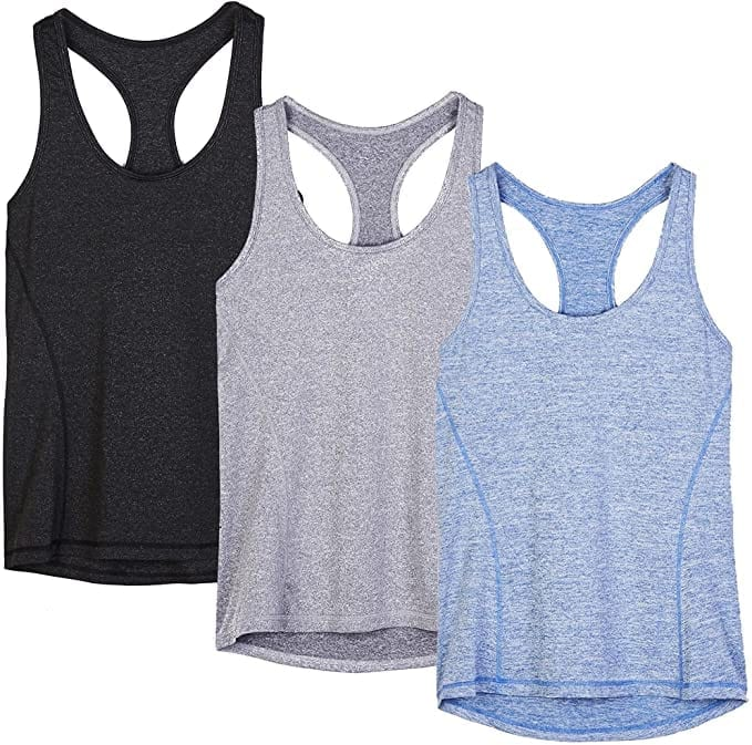 Racerback Athletic Tops   Comfy Work From Home Wardrobe Essentials   The Basic Housewife