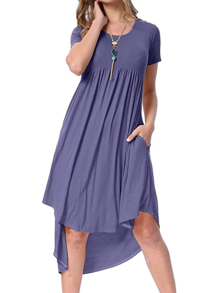 Loose Swing Dress   Must-Have Casual Summer Dresses Under $50