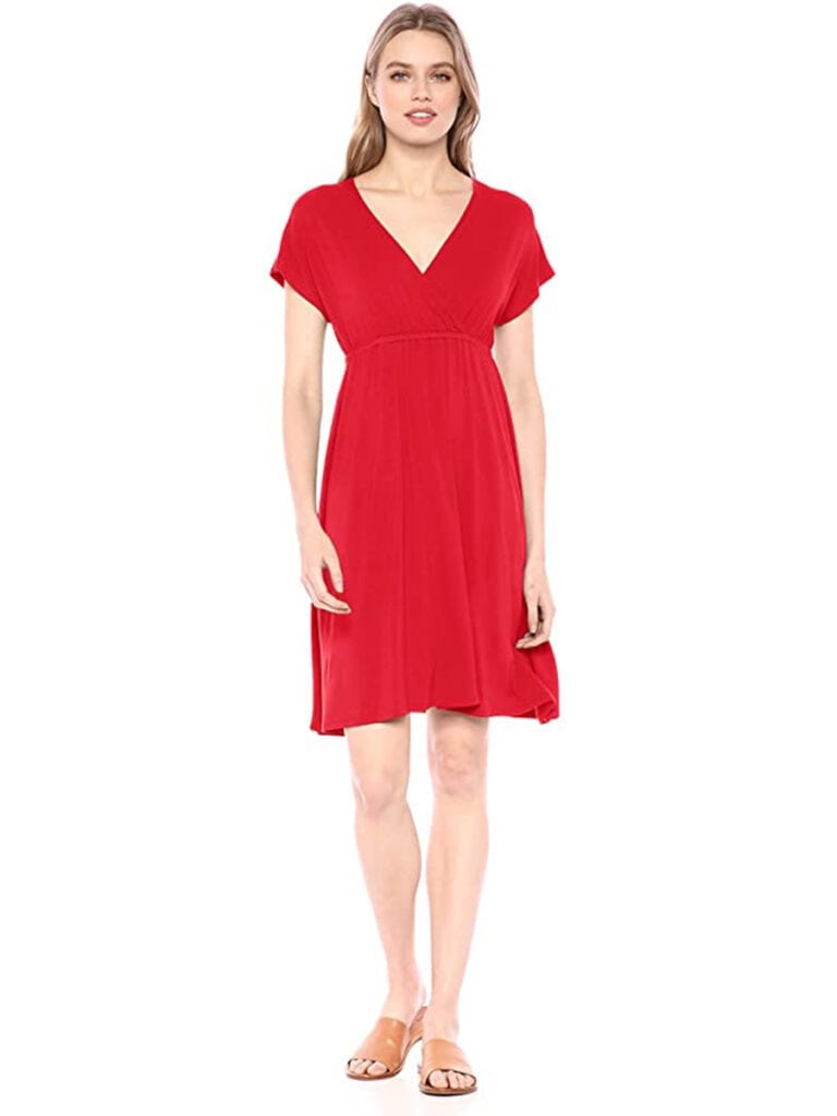 Surplice Dress   Must-Have Casual Summer Dresses Under $50