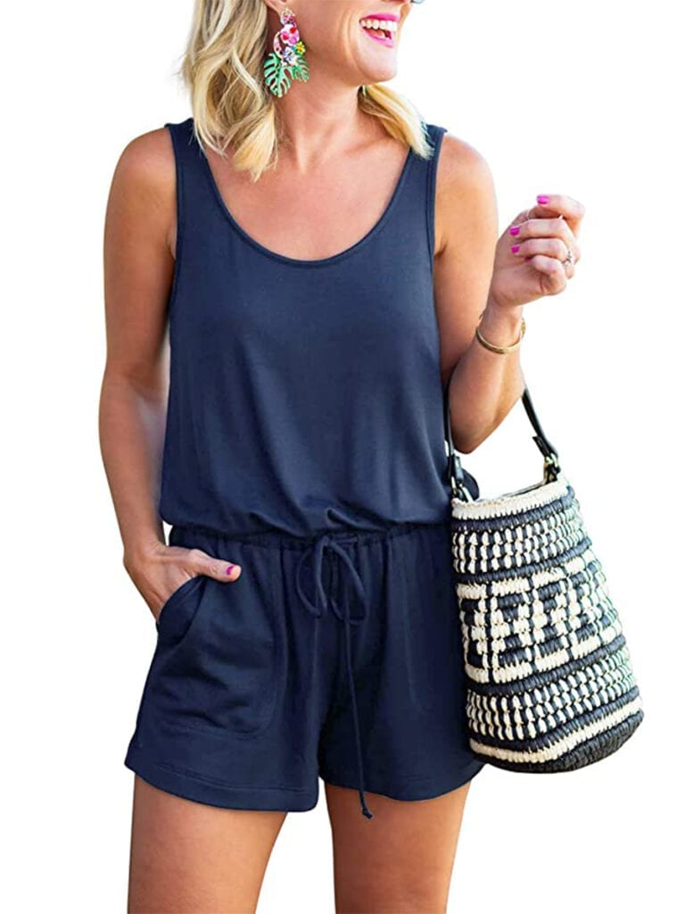 Casual Sleeveless Romper   Must-Have Casual Summer Dresses Under $50