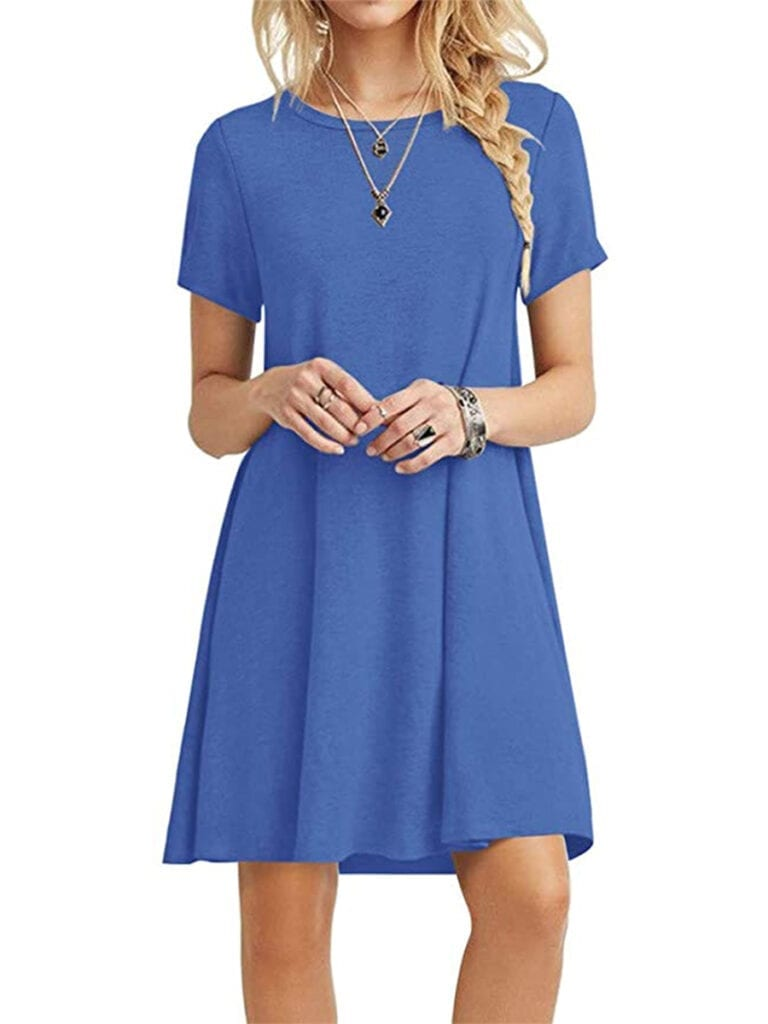 T-Shirt Dress   Must-Have Casual Summer Dresses Under $50