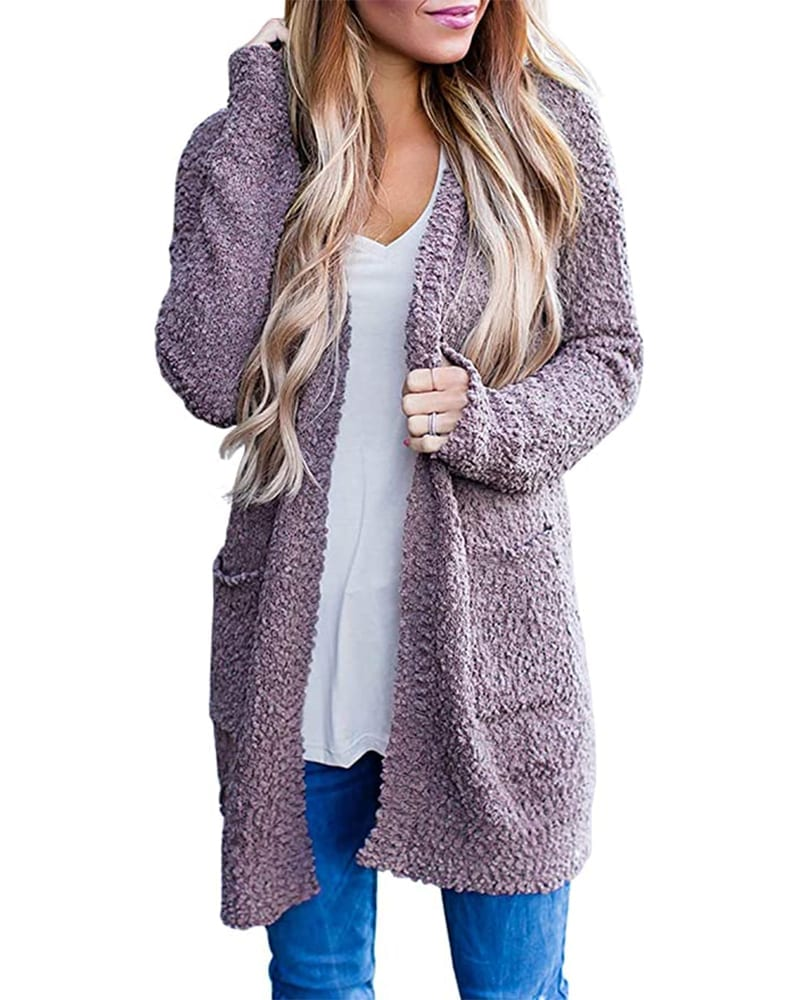 Super soft sweater cardigan   Comfy Work From Home Wardrobe Essentials   The Basic Housewife