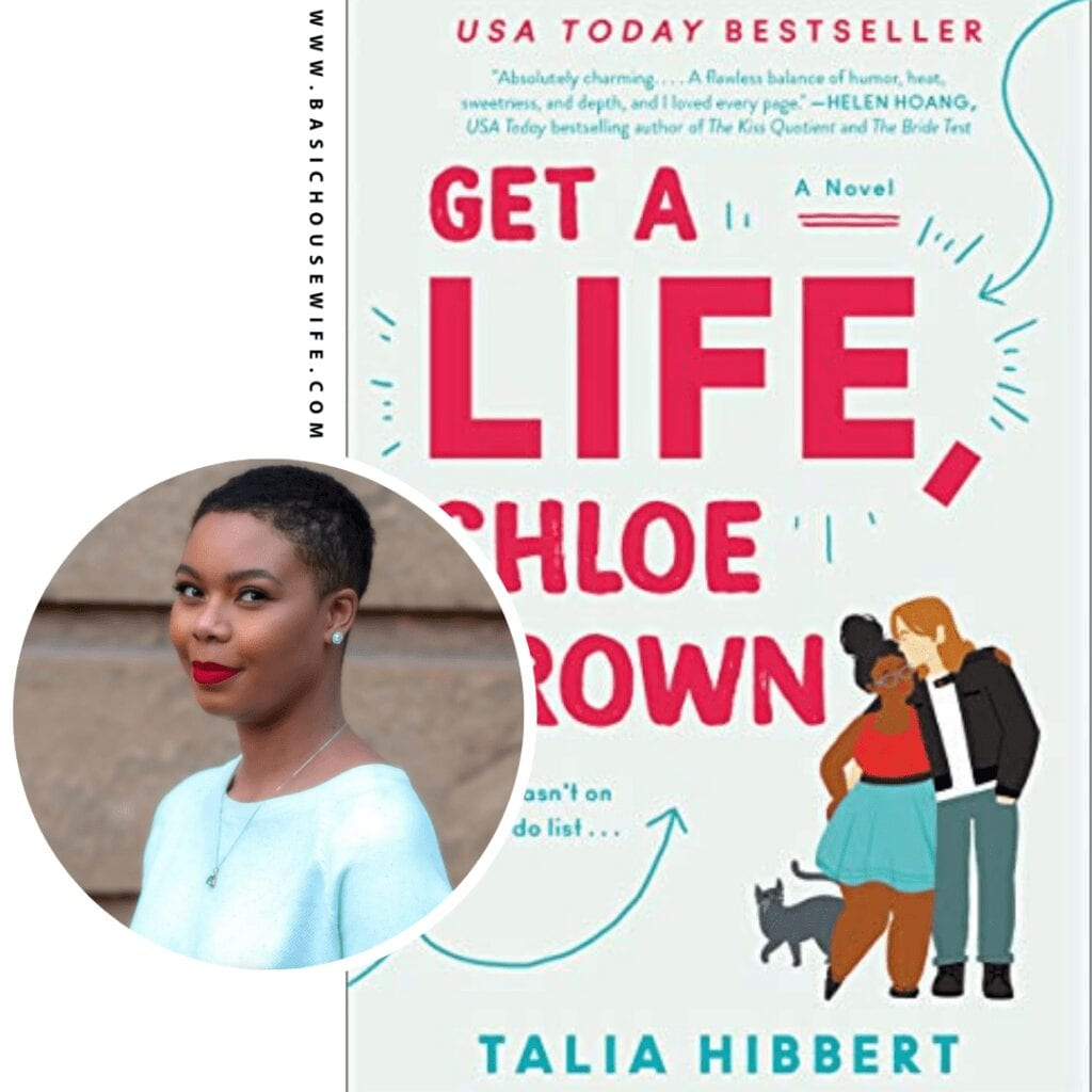 Get A Life Chloe Brown by Talia Hibbert | 80+ Must-Have Books by Black Authors