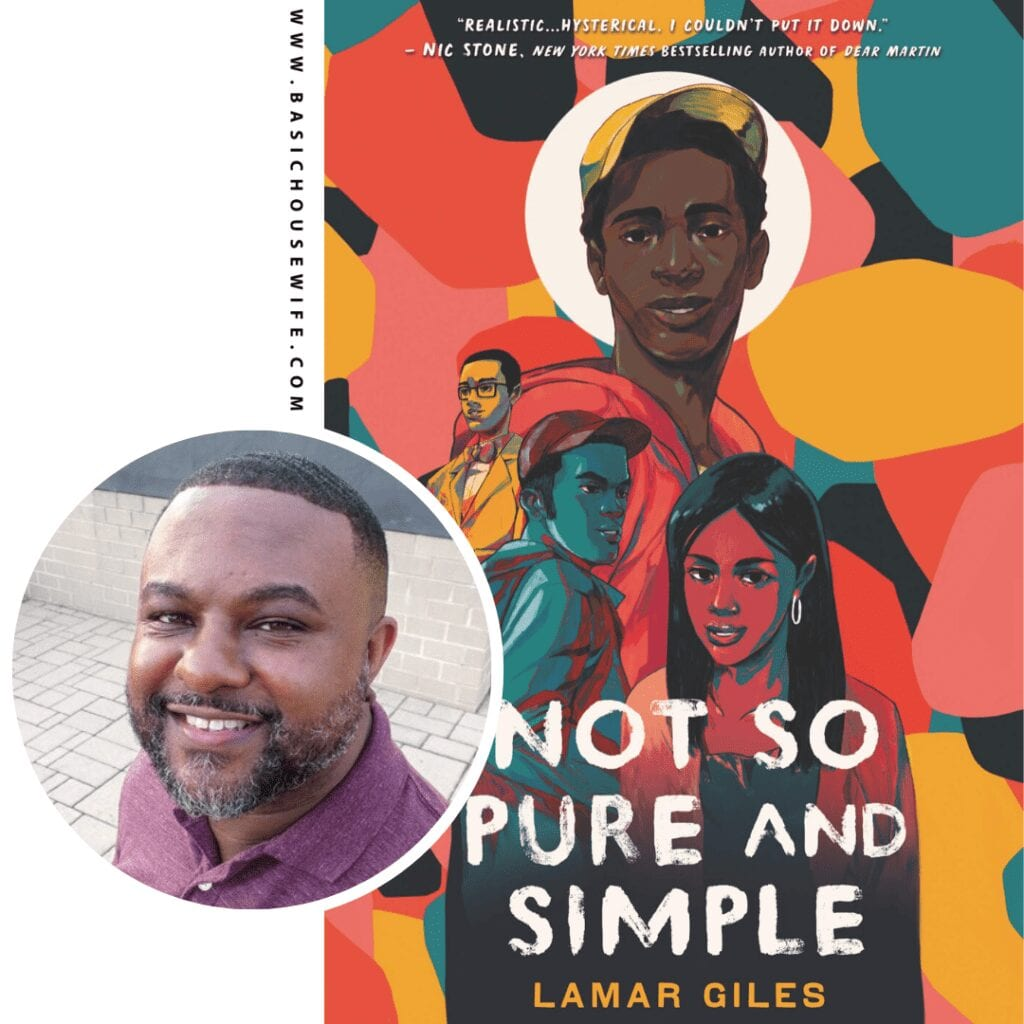 Not So Pure And Simple by Lamar Giles | 80+ Must-Have Books by Black Authors