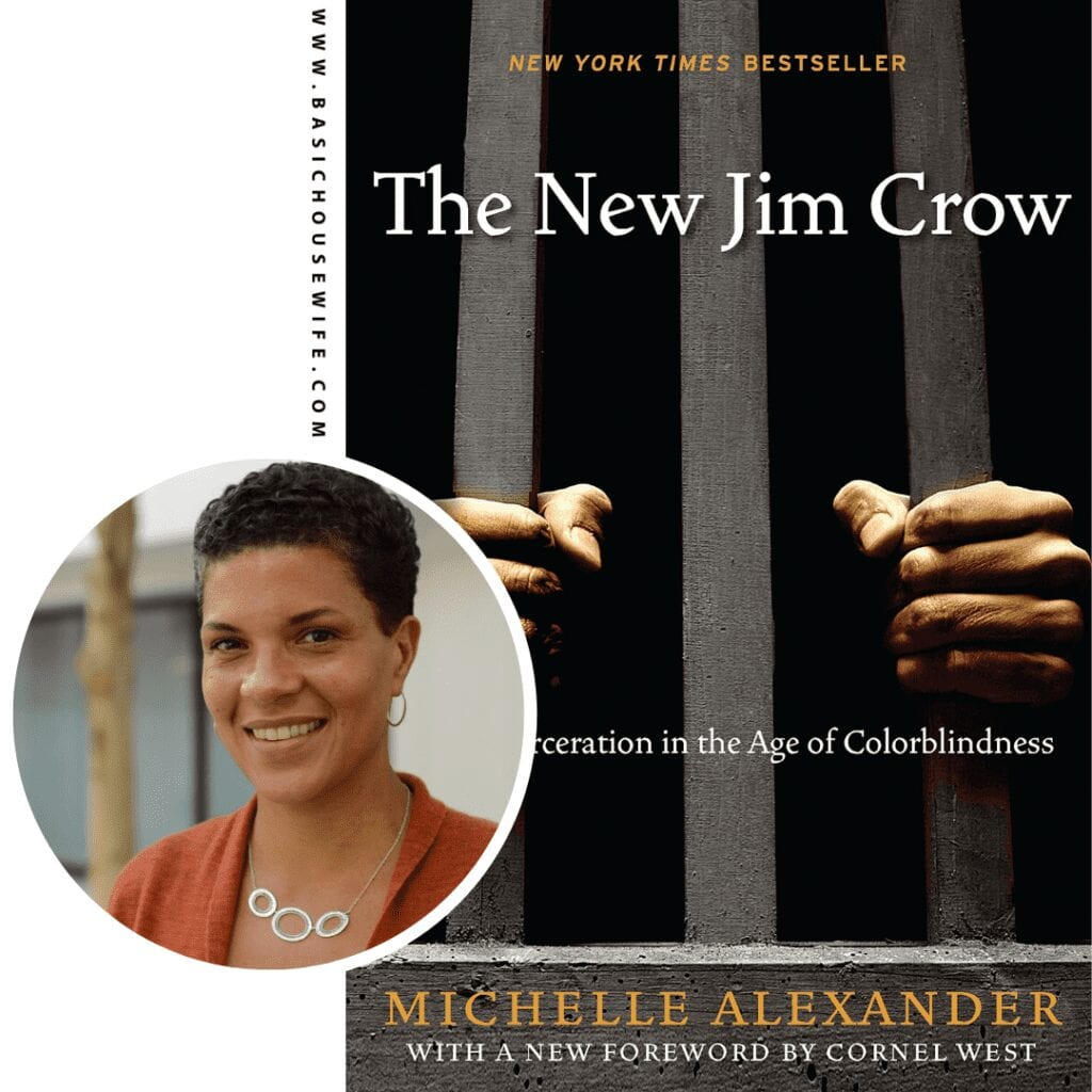 The New Jim Crow: Mass Incarceration in the Age of Colorblindness by Michelle Alexander | 80+ Must-Have Books by Black Authors