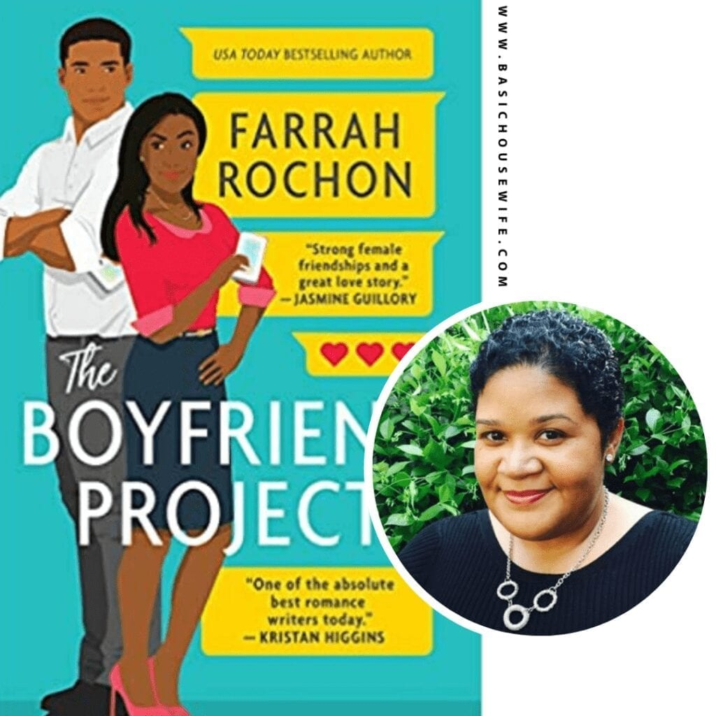 The Boyfriend Project by Farrah Rochon | 80+ Must-Have Books by Black Authors