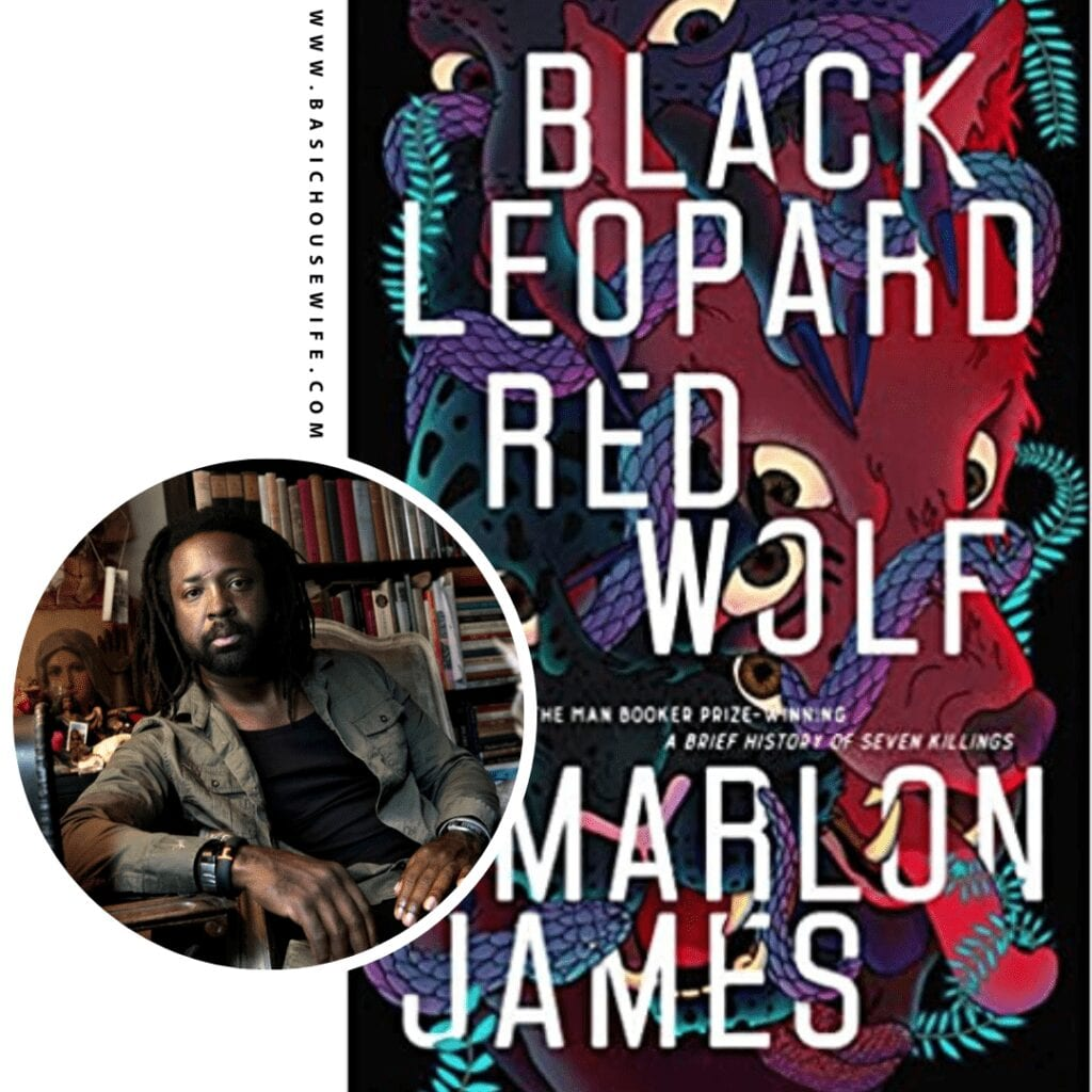 Black Leopard by Marlon James | 80+ Must-Have Books by Black Authors