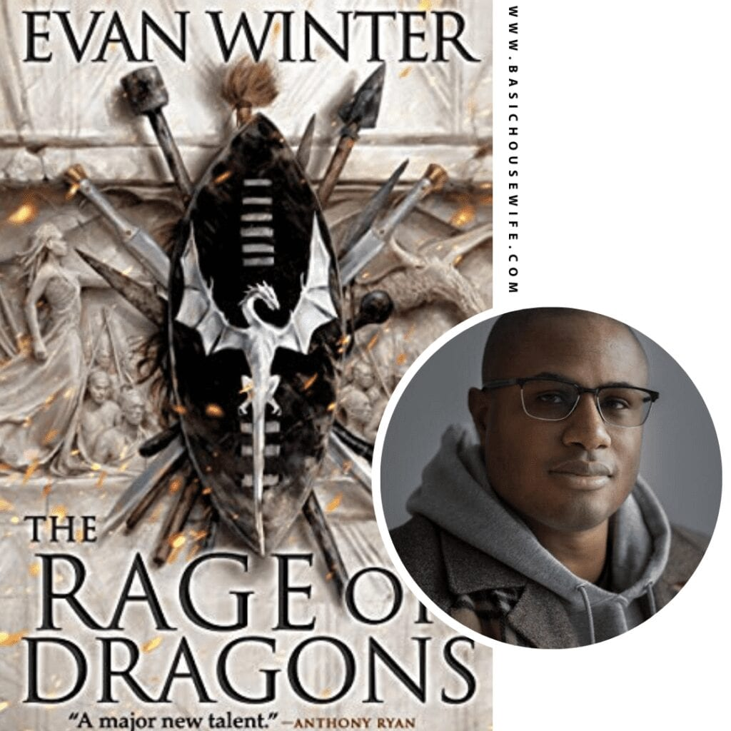The Rage of Dragons (The Burning, #1) by Evan Winter | 80+ Must-Have Books by Black Authors