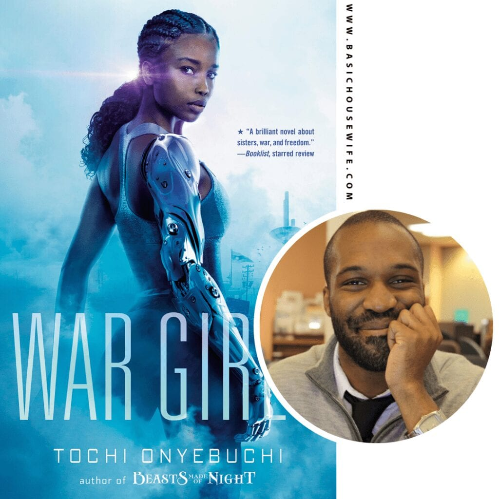 War Girls (War Girls, #1) by Tochi Onyebuchi | 80+ Must-Have Books by Black Authors