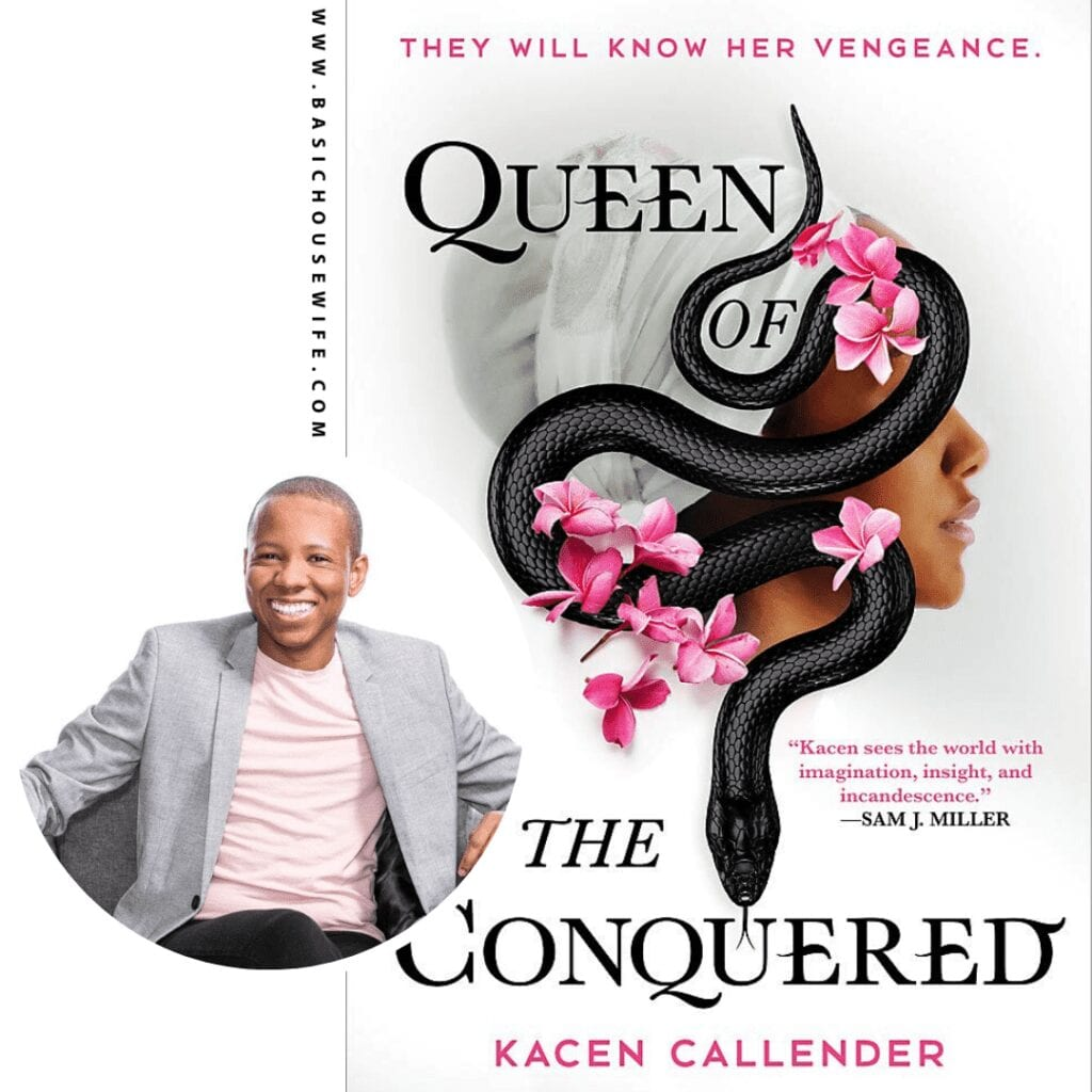 Queen of the Conquered by Kacen Callender | 80+ Must-Have Books by Black Authors