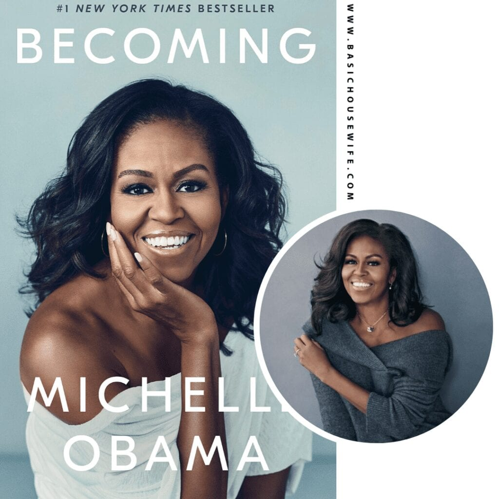 Becoming by Michelle Obama | 80+ Must-Have Books by Black Authors