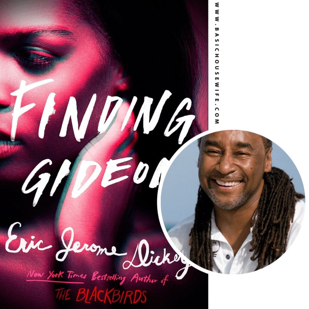 Finding Gideon by Eric Jerome Dickey | 80+ Must-Have Books by Black Authors