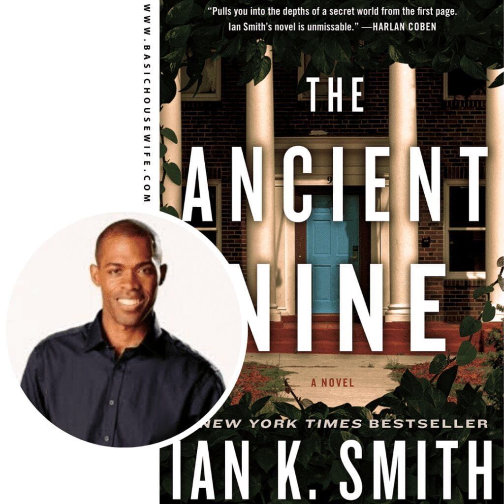 The Ancient Nine by Ian K. Smith | 80+ Must-Have Books by Black Authors