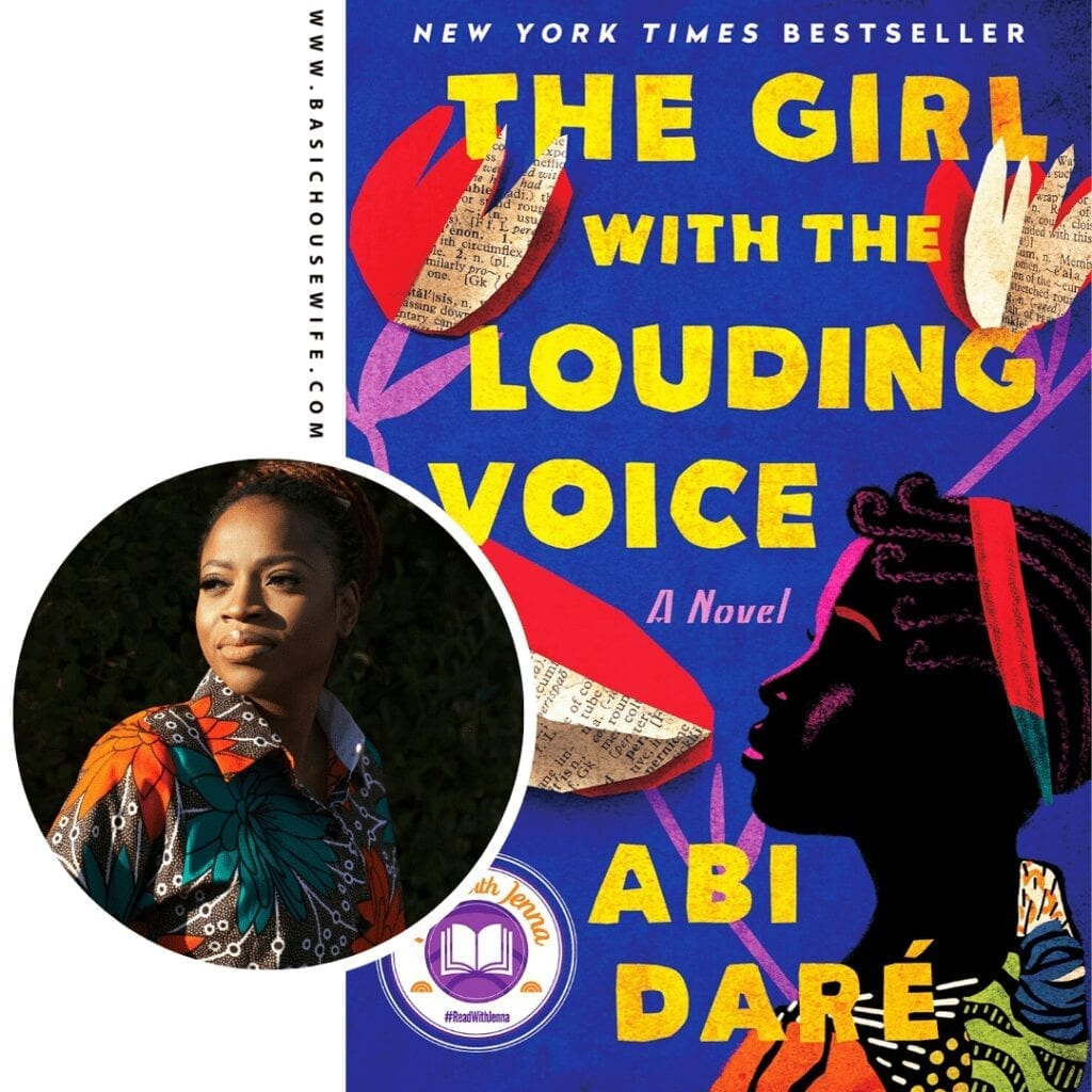 The Girl with the Louding Voice by Abi Dare | 80+ Must-Have Books by Black Authors