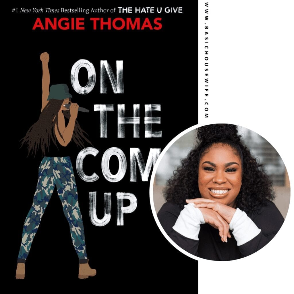 On The Come Up by Angie Thomas | 80+ Must-Have Books by Black Authors