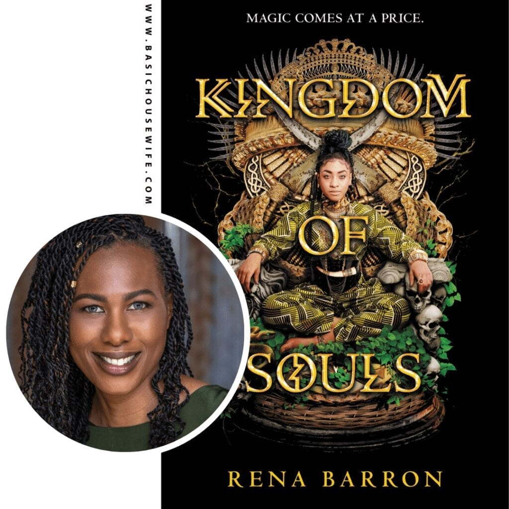 Kingdom of Souls by Rena Barron | 80+ Must-Have Books by Black Authors