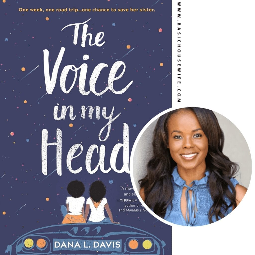 The Voice In My Head by Dana L. Davis | 80+ Must-Have Books by Black Authors