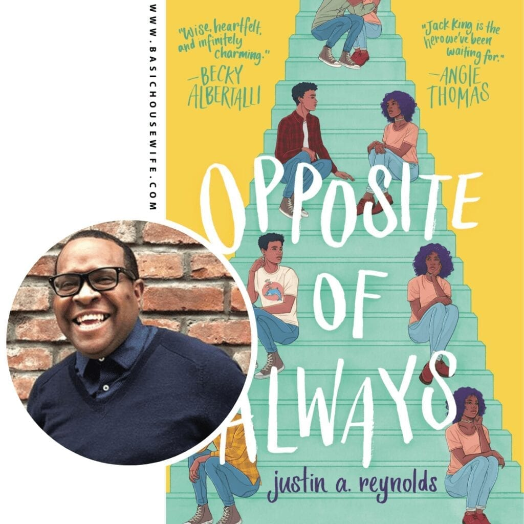 Opposite of Always by Justin A. Reynolds | 80+ Must-Have Books by Black Authors