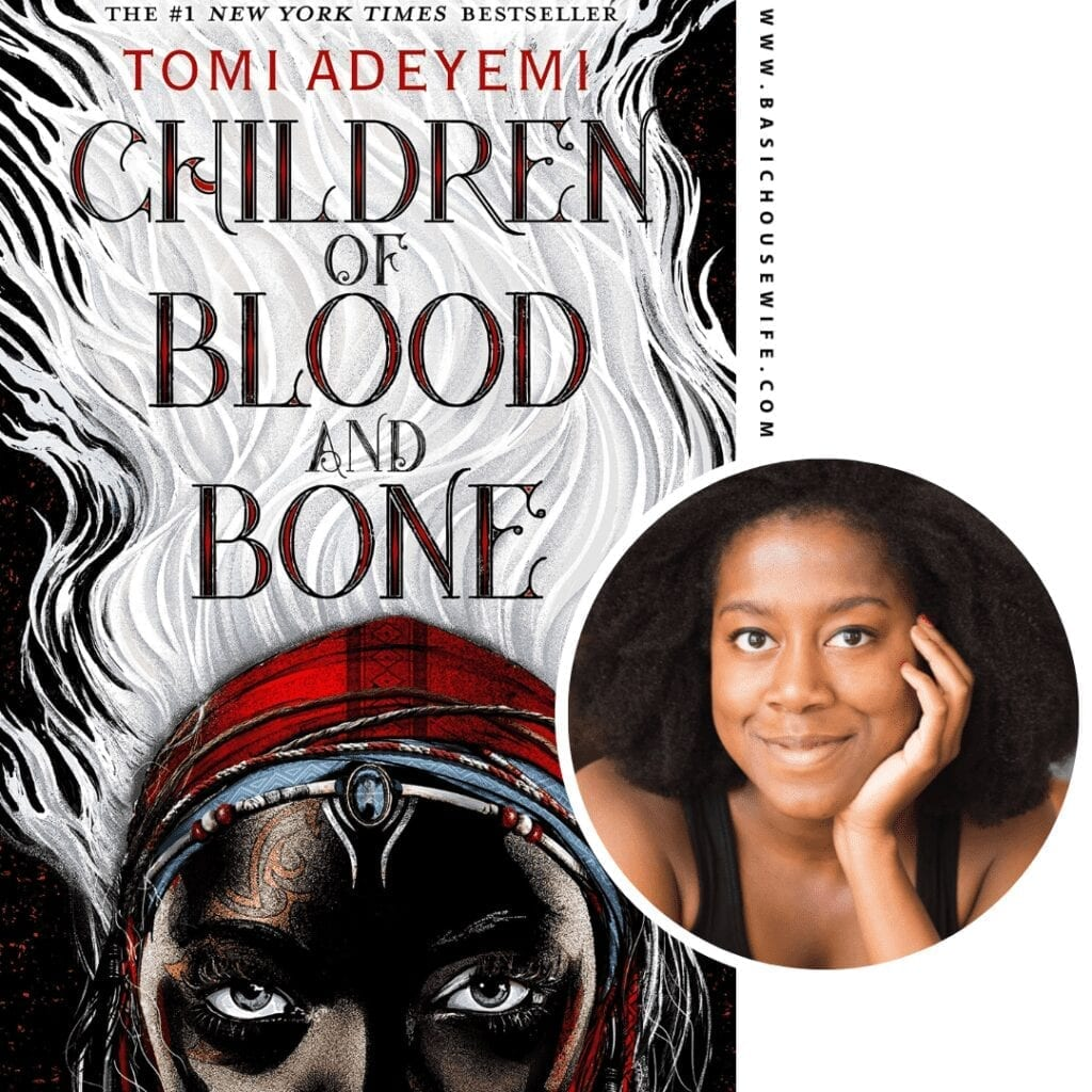 Children of Blood and Bone by Tomi Adeyemi | 80+ Must-Have Books by Black Authors