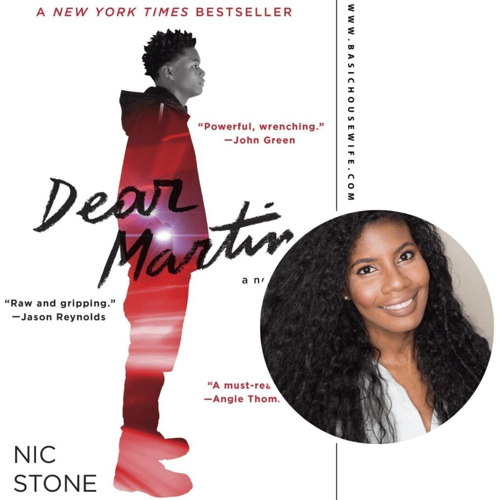 Dear Martin by Nic Stone | 80+ Must-Have Books by Black Authors