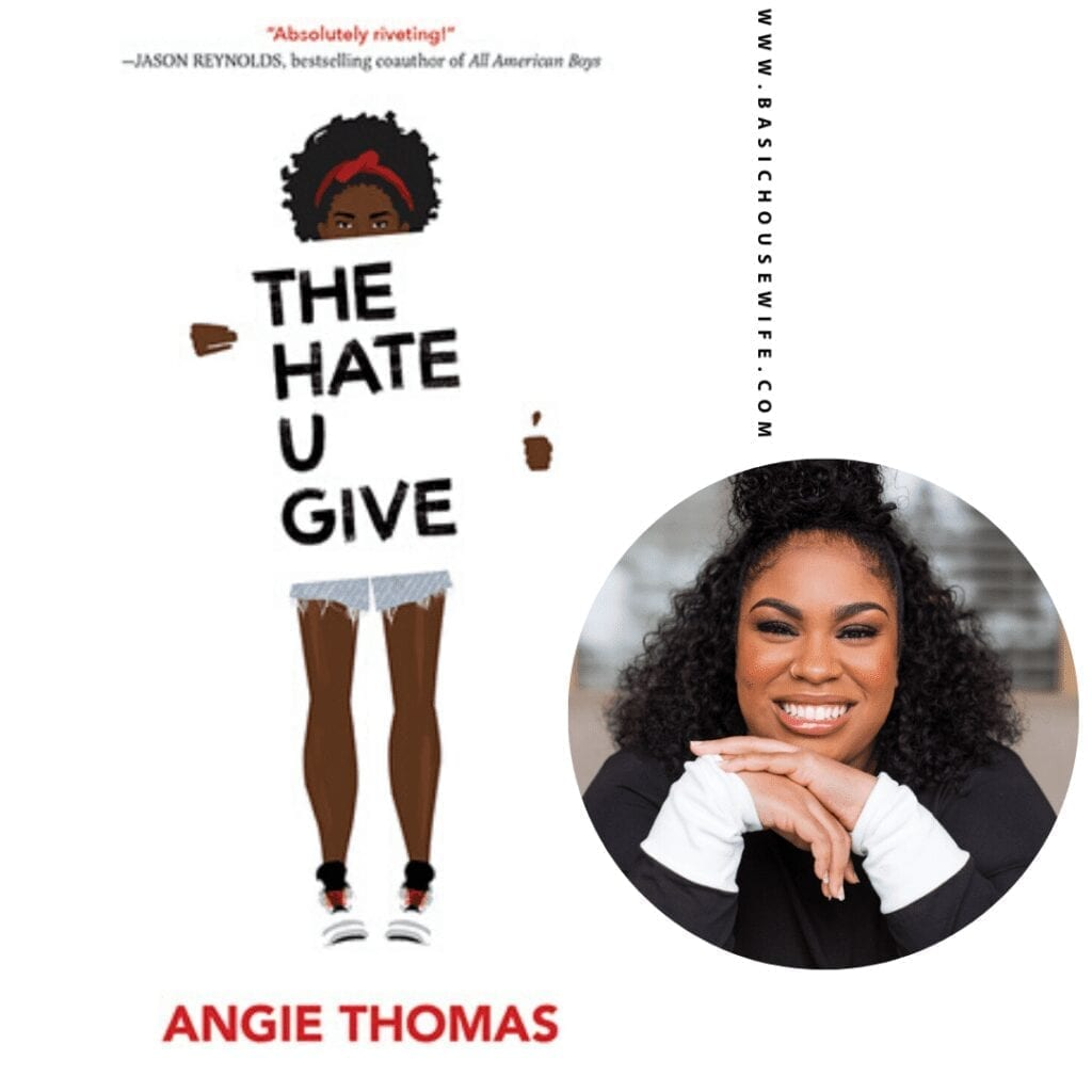 The Hate U Give by Angie Thomas | 80+ Must-Have Books by Black Authors