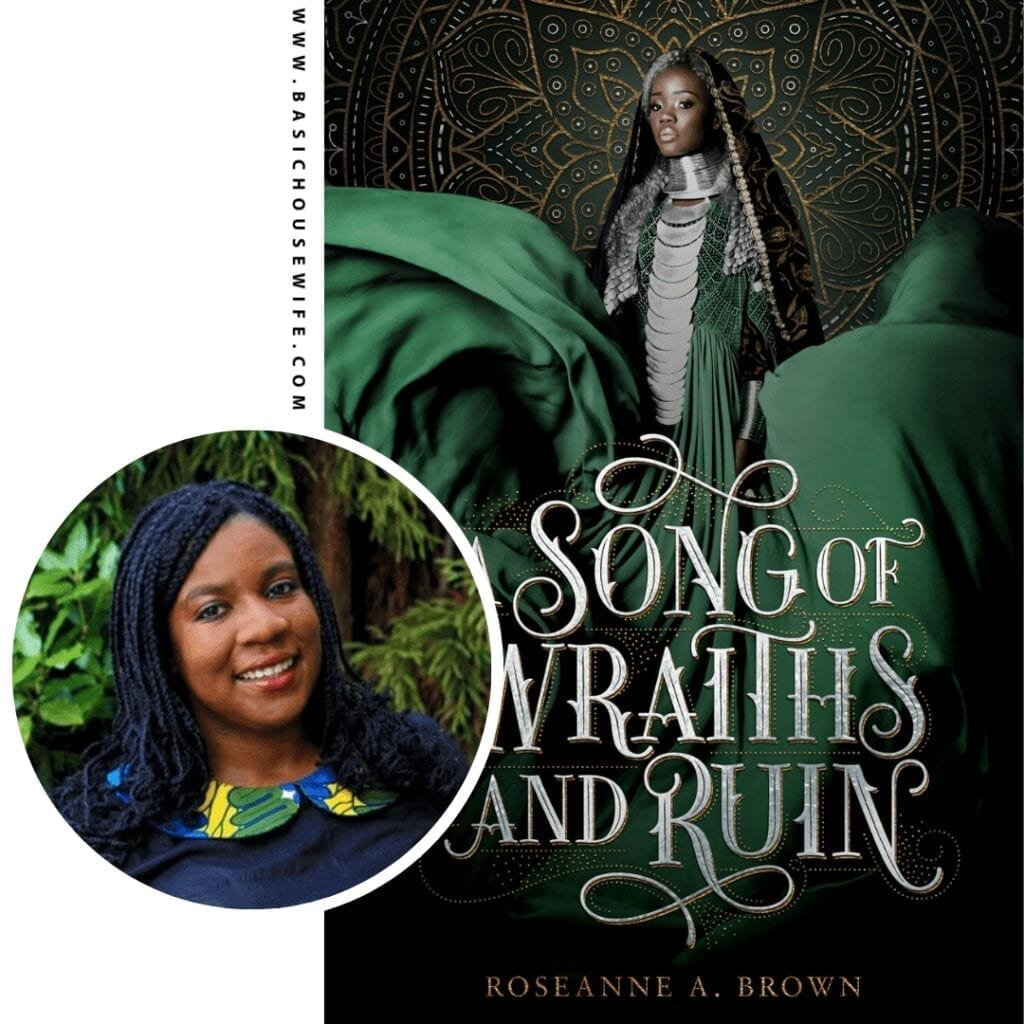 A Song of Wraiths and Ruin by Roseanne A. Brown | 80+ Must-Have Books by Black Authors