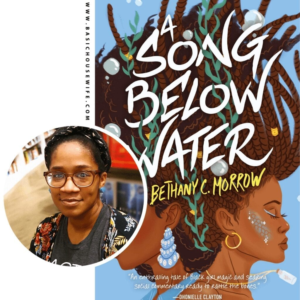 A Song Below Water by Bethany C. Morrow | 80+ Must-Have Books by Black Authors