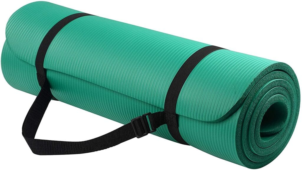 Thick Exercise Mat | Exercise Accessories To Get In Shape At Home