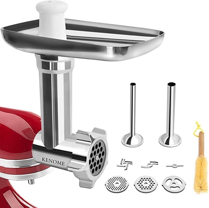 Food Grinder for KitchenAid Stand Mixer