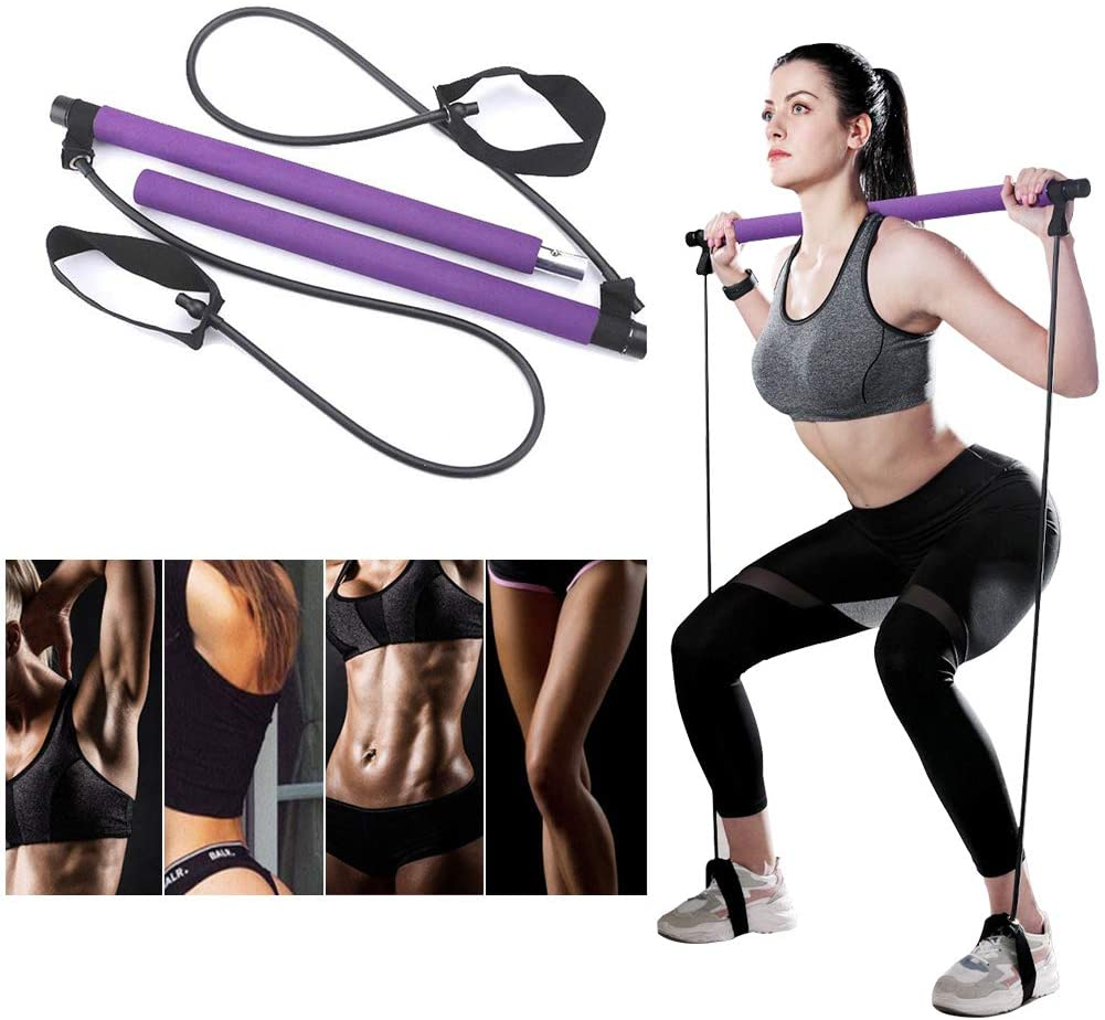 Pilates Bar | Exercise Accessories To Get In Shape At Home
