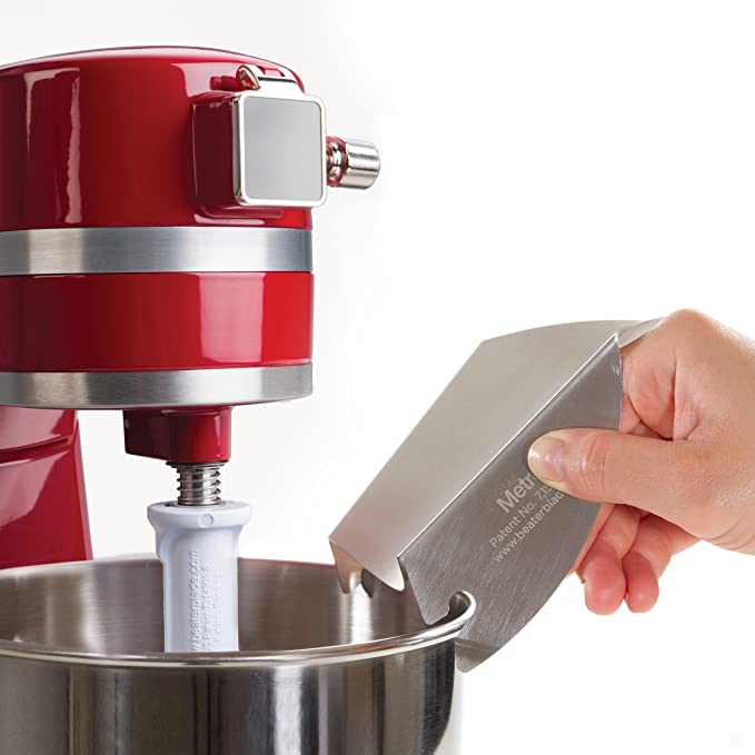 Pouring Chute Accessory for KitchenAid Stand Mixer