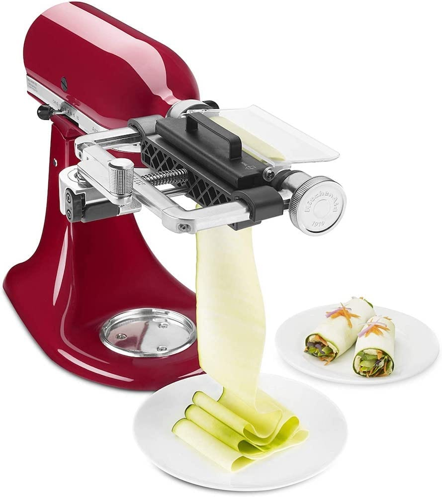 Vegetable Sheet Cutter Attachment for KitchenAid Stand Mixer